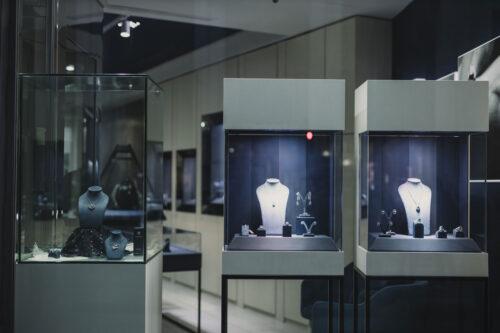 Peculiarità del progetto delle gioiellerie