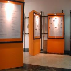 Arredi Museali e per Sale Congressi - Area Design Gruppo Raimondi (CL)