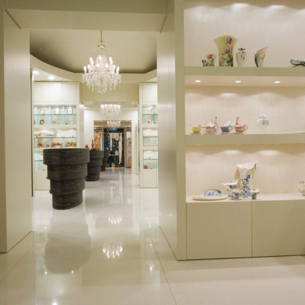 Raimondi Contract | Arredo per gioiellerie